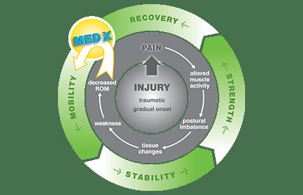 MedX graphic
